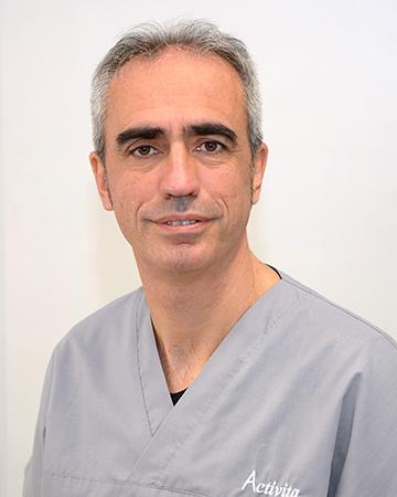 Dr. Daniel Oribe